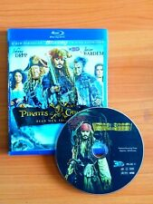 pirates of the caribbean  5  Dead man tell no Tale (2017) 3D  Blueray