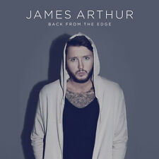 James Arthur - Back From The Edge [New CD]
