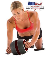 New Perfect Fitness Ab Carver Pro Workout Abdominal Core Fitness Exerciser Wheel