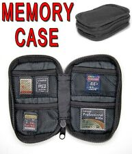 MEMORY CARD CASE CUSTODIA CF COMPACT FLASH SANDISK ULTRA LEXAR 64GB 32GB 16GB