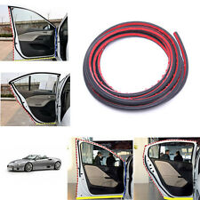 Small D-shape 4M Car Door Rubber Weather Seal EPDM Noise Insulation Weatherstrip