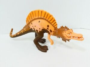 "Dinosaur Train Spinosaurus Muddy Feet 6"" Figure PVC Figurine  Learning Curve"