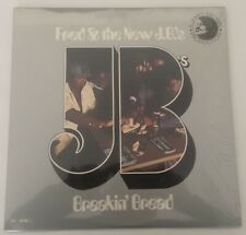 Funk LP FRED WESLEY & THE NEW J.B.'s Breakin' Bread PEOPLE