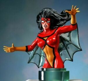Bowen Designs Spider Woman Bust Factory Sealed