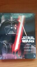 Star Wars Trilogy NS  (Blu-ray/DVD, 2013, 6-Disc Set) Free Shipping