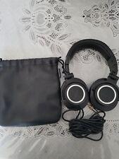 Audio-Technica ATH-M50 Headband Headphones - Black
