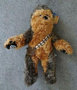 BNWT Large Chewbacca Star Wars Build a Bear Plush Cuddly Toy