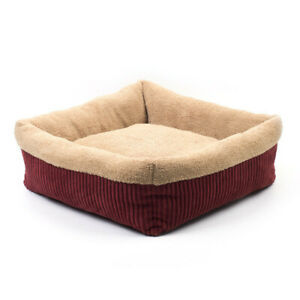Self-Warming Cat and Dog Bed Cushion Sofa Bed Mat for Small Medium Dogs