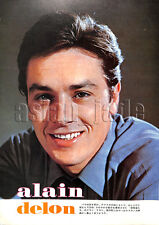 1967, Alain Delon / Sean Connery Japan Vintage Clippings 1sc8