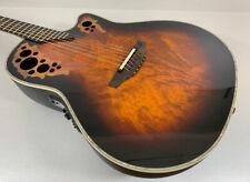 Ovation The ExoticWoods Collection Custom Elite 2078AXP AF Akustik Gitarre