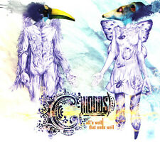 Chiodos – All's Well That Ends Well CD+DVD 2006 im Pappschuber US-Import