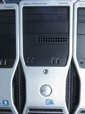 Dell Precision T3500: Intel Xeon W3503 2.4GHz,Windows 7,12GB RAM,1TB,Quadro.Raid
