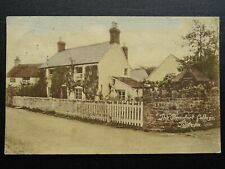 More details for monmouthshire tintern the beaufort cottage c1921 postcard