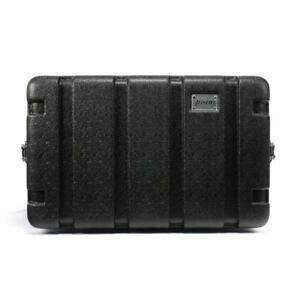 JustIn ABS Rack Case 6HE DoubleDoor-Case