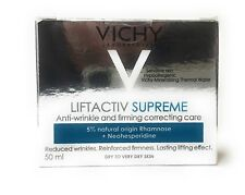 Vichy LiftActiv Supreme Anti-wrinkle for Dry to Very Dry Skin 50ml Exp. 01.2021