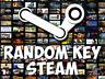 50x Random Steam Keys + 10x GOLD GAMES BONUS - Up To 99$ - CHEAPEST