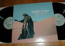 "ROBERT PLANT Led Zeppelin 1988 ""Non-Stop Go"" 2-LP PROMO Interview w CUE SHEETS"