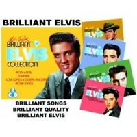 ELVIS PRESLEY - BRILLIANT ELVIS: THE COLLECTION: LIMITED EDITION 8 CD NEW