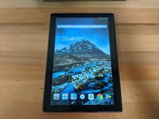 "Lenovo Tab 4 32GB Wi-Fi, 10.1"" Black Android Tablet ZA2J0143US *Line On Screen*"