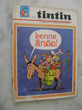 Journal de Tintin n° 897 - Bonne année - Fred FUNCKEN - 1965