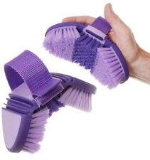 Handle Brushes Horse Hair Adjustable Hand Strap Cleaning Bath Pet Supplies Care