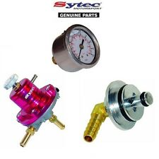 SYTEC FUEL PRESSURE REGULATOR KIT + FUEL GAUGE VOLKSWAGEN GOLF MK3 MK4 VR6
