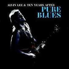 ALVIN LEE & TEN YEARS AFTER Pure Blues CD BRAND NEW