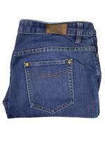 Sportscraft Simone Jean Blue Straight Leg Jeans Size 12