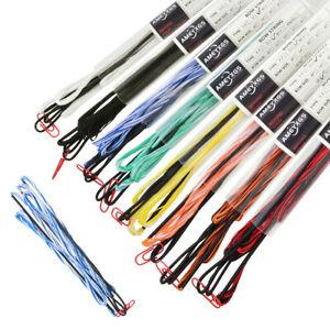 "DACRON 68'' 70"" AMO Bow String Handmade 16 Strands Archery Recurvebow Shooting"