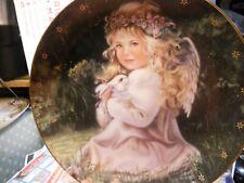 Bradford Exchange Heaven Little Sweethearts Plate An Angel'S Love 2Nd