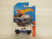 HOT WHEELS 2017 018/365 LC RESCUE 3/10 OFF DUTY LONG CARD