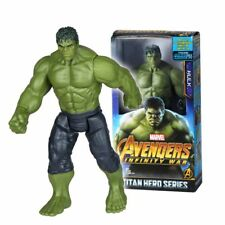 "Hulk Titan Series Marvel Avengers 12"" Super Hero Action Figure Kid Toy Xmas Gift"
