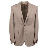 Sartoria Partenopea Extra-Slim Soft Woven Wool-Cashmere Sport Coat 42R (Eu 52)