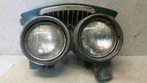 Passenger Right Headlight w/Extension & Trim for 1967 Mercury Comet