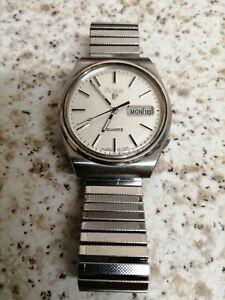 Pulsar Quartz Watch Y513