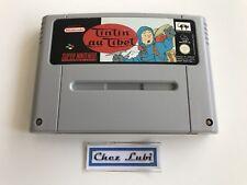 Tintin Au Tibet - Super Nintendo SNES - PAL FAH 1