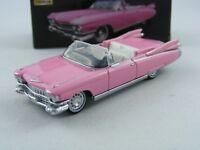 Cadillac Eldorado Biarritz in Pink, Takara Tomy Tomica Premium #25, 1/75