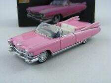 Cadillac Eldorado Biarritz en rose, TAKARA TOMY TOMICA PREMIUM #25, 1/75