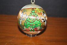 1981 Pepsi Warner Bros. Looney Tunes Christmas Ornament Bugs Bunny Tweety Bird