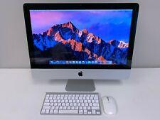 ULTRA Apple iMac 21.5 Inch / CORE I5 2.5GHZ / 1TB STORAGE / 8GB RAM / OSX-2017