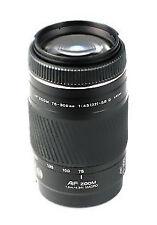 Kamera-Teleobjektive mit Autofokus & manuellem Fokus für Sony