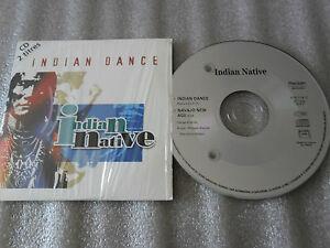 CD-INDIAN NATIVE-INDIAN DANCE-NAVAJO NEW AGE-PHIL KHALIFA-(CD SINGLE)95-2TRACK