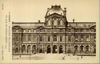 75 - CPA - Paris - Le Palais des Louvre - der Pavillon L'Horloge