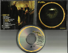 FUEL Shimmer 4 TRX w/ STATION ID & AUDIO BIO 1998 PROMO DJ CD Single BSK4574