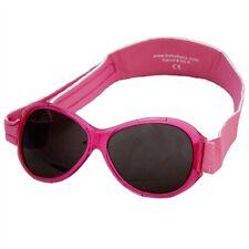 Baby Banz Retro Sunglasses -Flamingo Pink 0-2
