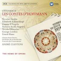 André Cluytens - Offenbach: Les Contes D'Hoffmann (NEW 3CD)