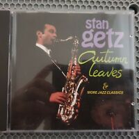 Stan Getz ‎– Atumn Leaves CD