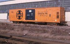 Santa Fe Plug Door - Number 57099 - ORIG - rals2256