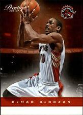 2012-13 Prestige #37 DeMar DeRozan Toronto Raptors NM Basketball Single NBA