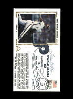 Steve Carlton PSA DNA Coa Hand Signed 1983 World Series FDC Cache Autograph